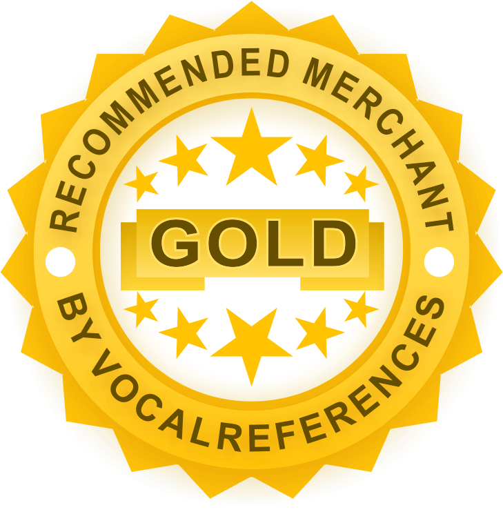 Ballina transfers for VOCAL REFERENCES Gold badge by ROBS TRANSPORT BALLINA