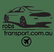 Robs Transport Ballina logo