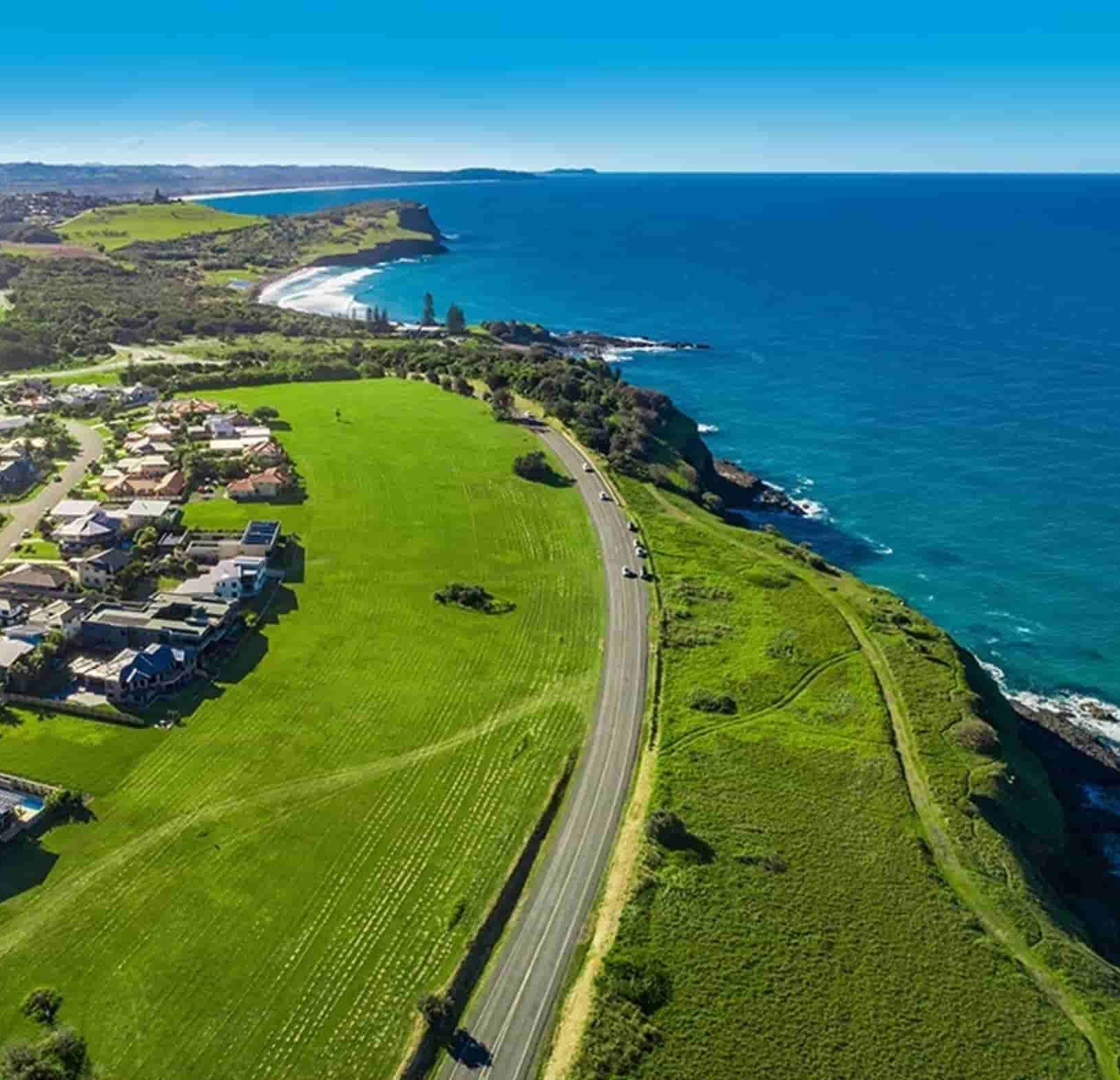 Local knowledge Ballina airport transport & Byron Bay transfers by ROBS TRANSPORT BALLINA